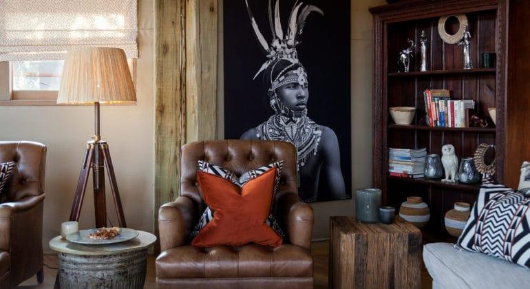 Tintswalo At Lapalala Lounge
