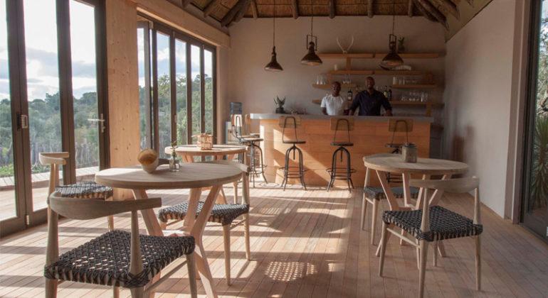 Amakhala Bukela Game Lodge Bar
