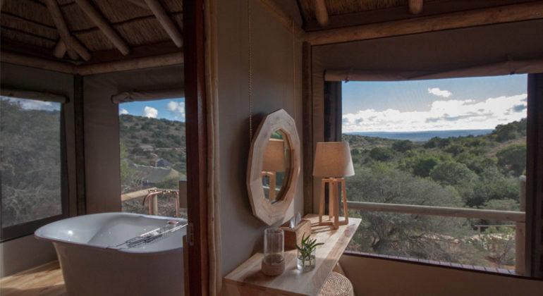 Amakhala Bukela Game Lodge Bathroom 1