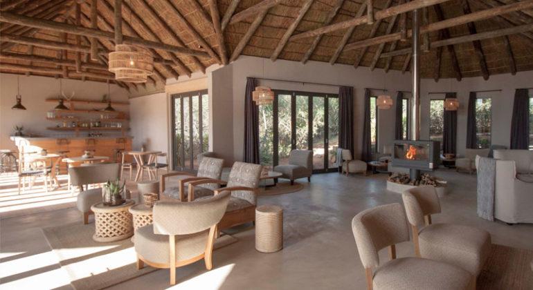 Amakhala Bukela Game Lodge Dining Area