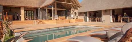Amakhala Bukela Game Lodge Pool