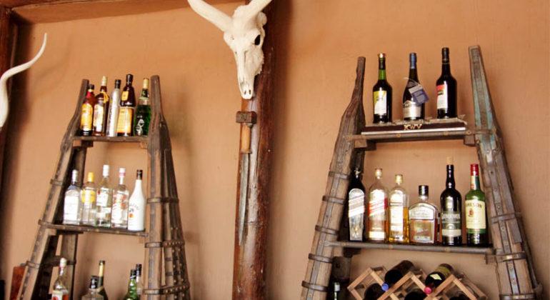 Amakhala Bush Lodge Bar
