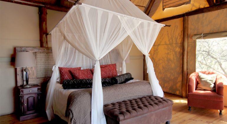 Amakhala Bush Lodge Bedroom