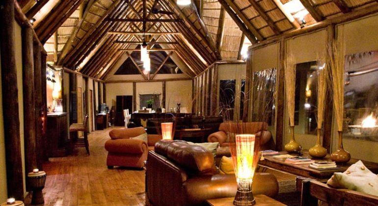 Amakhala Bush Lodge Interiors