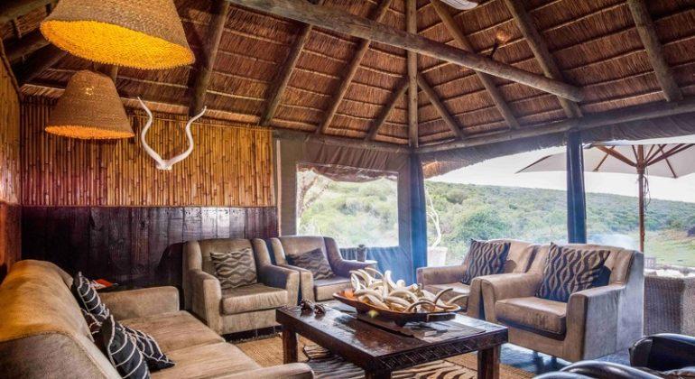 Amakhala Safari Lodge Lounge