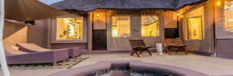 Amakhala Safari Lodge Private Pool