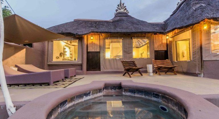 Amakhala Safari Lodge Private Pool