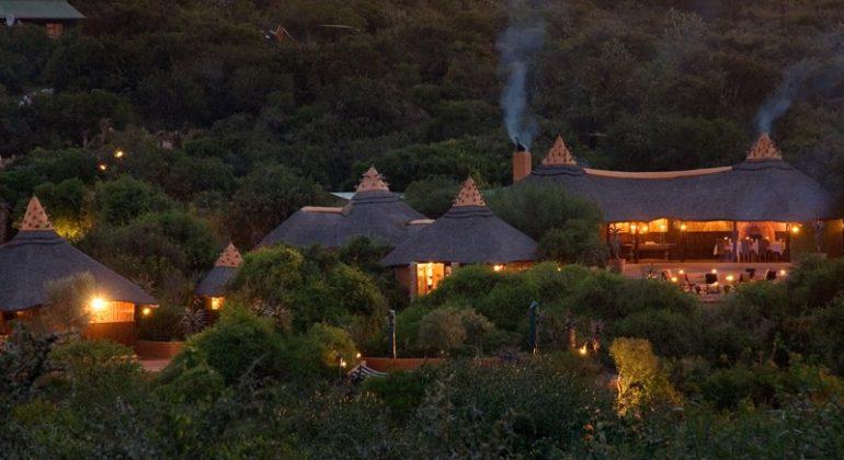 Amakhala Safari Lodge View