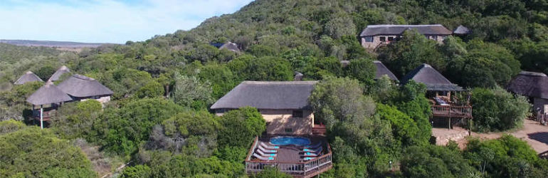 Amakhala Woodbury Lodge Overview