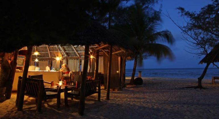 Bahari View Lodge Bar