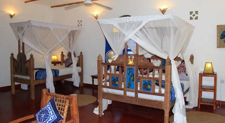 Bahari View Lodge Rooms