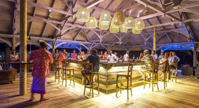 Blue Safari Seychelles Bar
