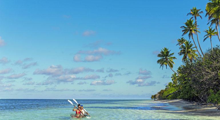 Blue Safari Seychelles Kayaking