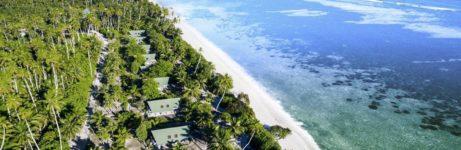 Blue Safari Seychelles Lodge Aerial View
