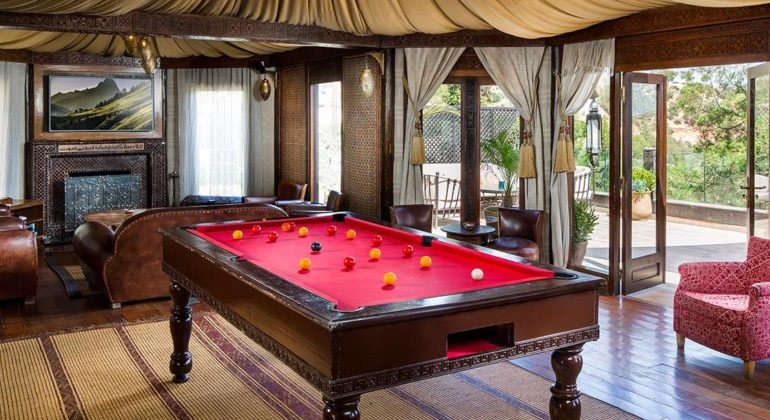 Kasbah Tamadot Lounge