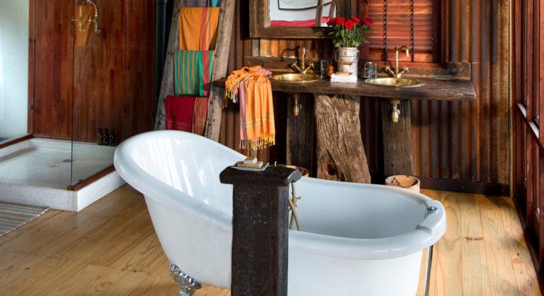 Khayelitshe House Bathroom