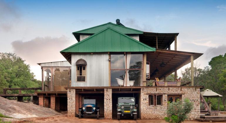 Khayelitshe House Front View