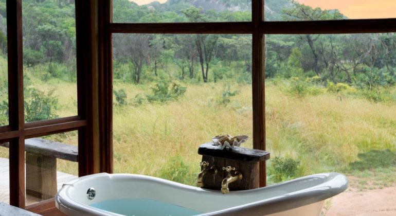 Khayelitshe House View From Bathroom