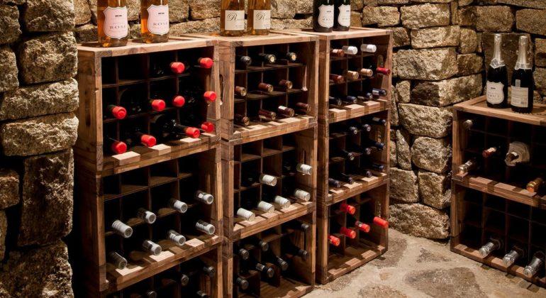Khayelitshe House Wine Cellar