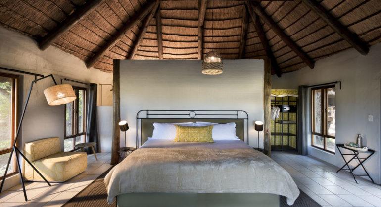 Khwai Bush Camp Bedroom