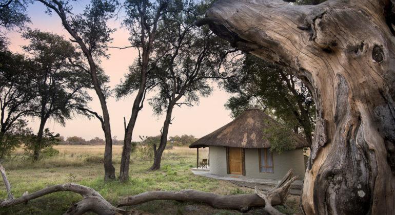 Khwai Bush Camp Outdoors