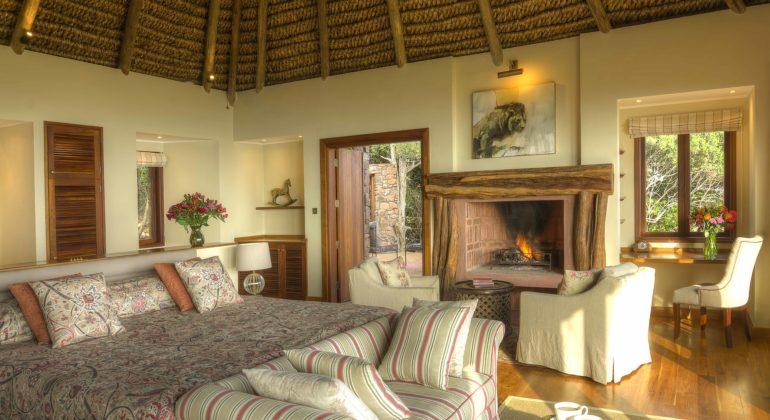 Laragai House Bedroom