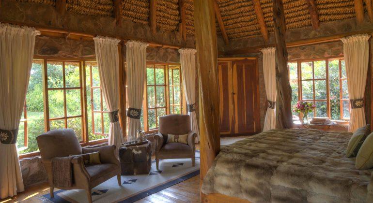Laragai House Cedar Wing Room