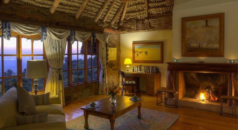 Laragai House Lounge