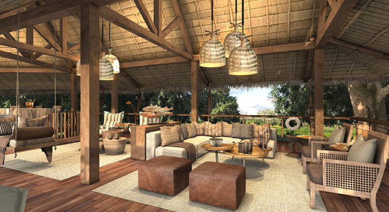 Nyamatusi Camp Lounge 1