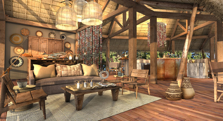 Nyamatusi Camp Lounge