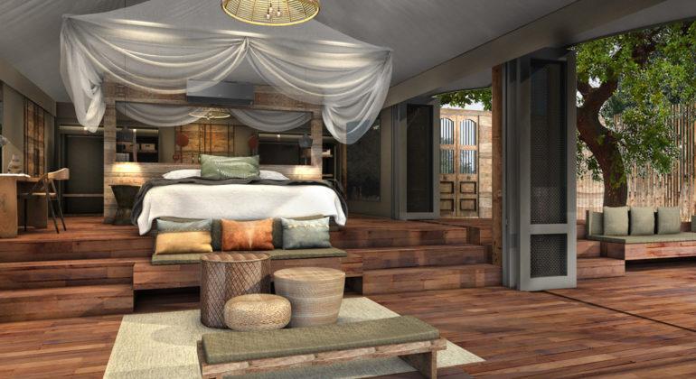 Nyamatusi Camp Rooms