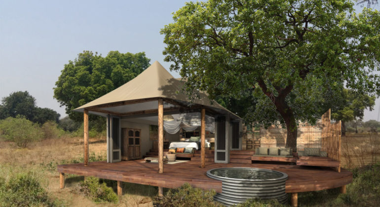 Nyamatusi Camp View