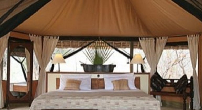 Rufiji River Camp 1