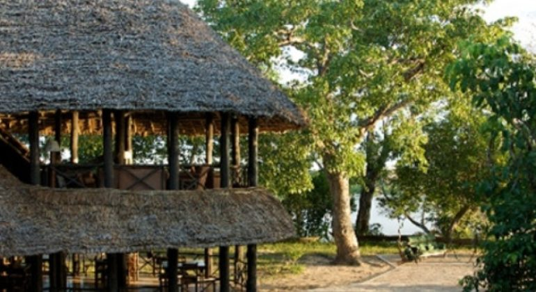 Rufiji River Camp 2