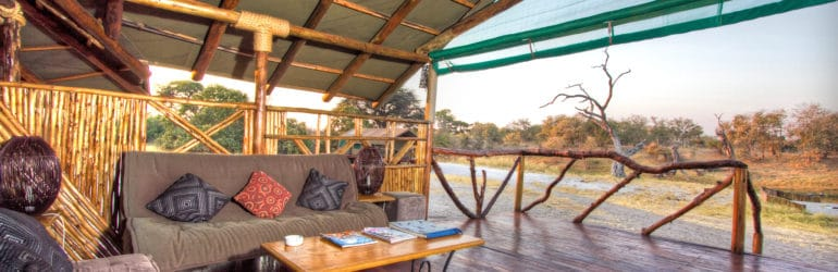 Camp Savuti Lounge