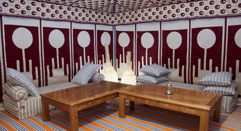 Erg Chebbi Lounge