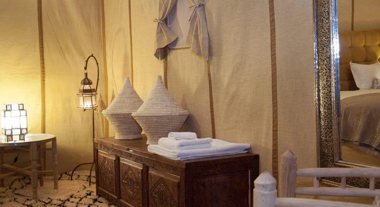 Erg Chebbi Room Interiors