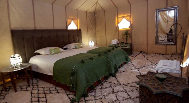 Erg Chebbi Rooms