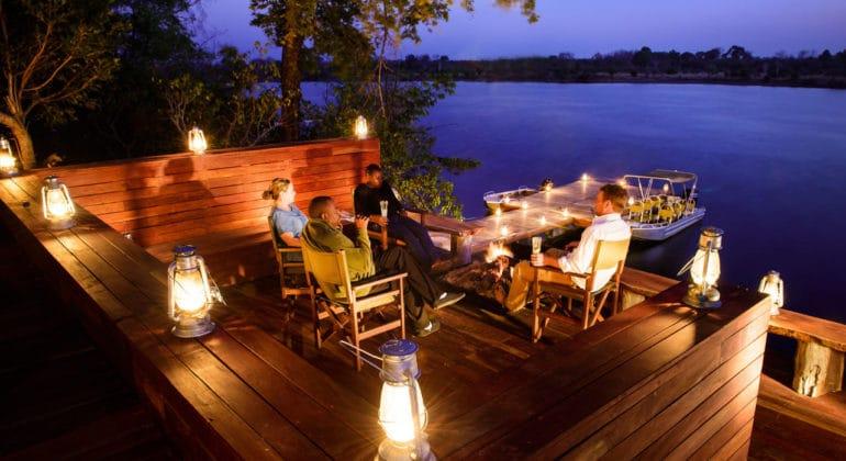 Ila Safari Lodge Outdoors