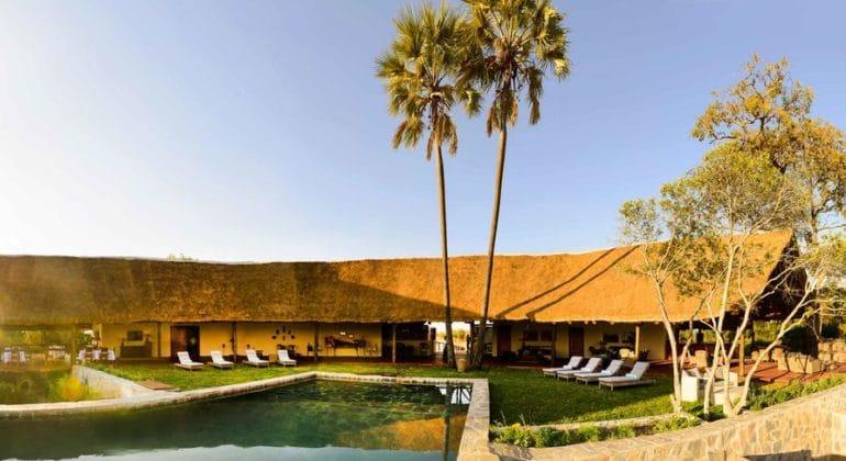 Ila Safari Lodge View