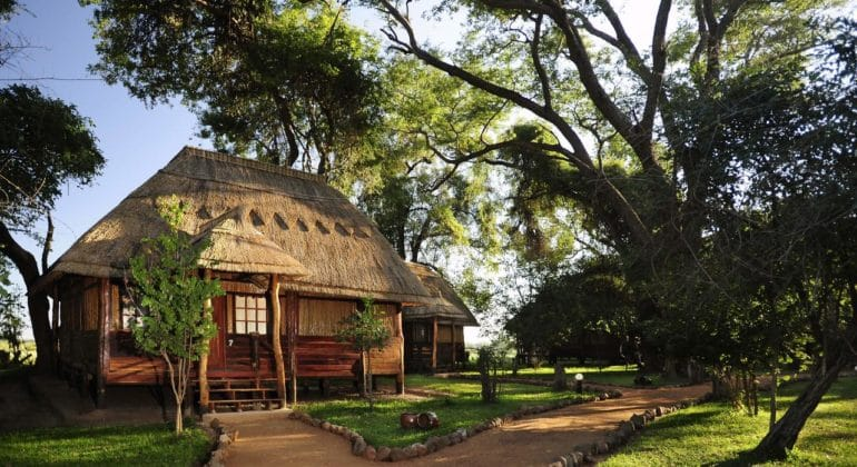 Kafunta River Lodge Chalet