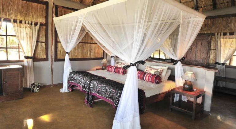 Kafunta River Lodge Rooms