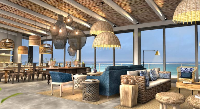 Lekkerwater Beach Lodge Lounge