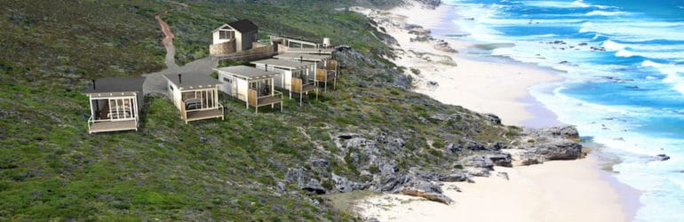 Lekkerwater Beach Lodge View