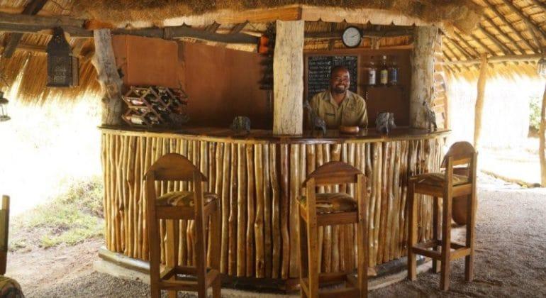 Mayukuyuku Bush Camp Bar