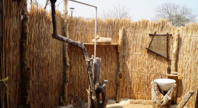 Mayukuyuku Bush Camp Bathroom