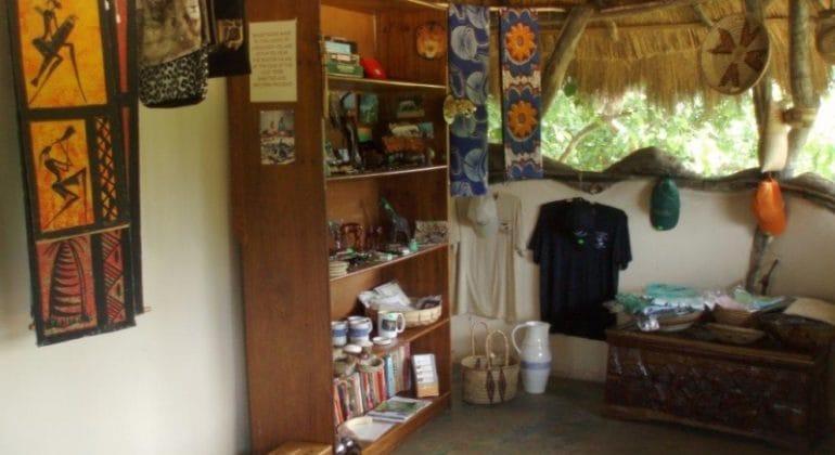 Mayukuyuku Bush Camp Curio Shop