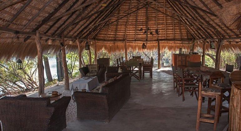 Mayukuyuku Bush Camp Lounge