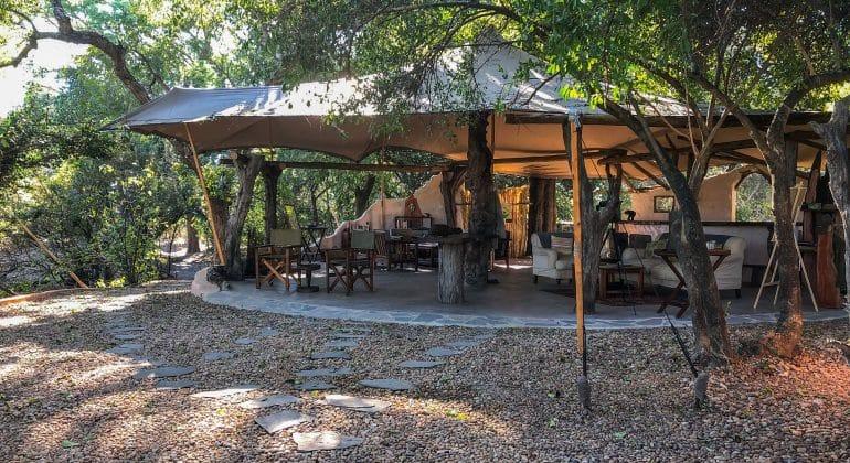Musekese Camp Lounge