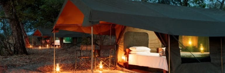 Nkonzi Camp Safari Tents